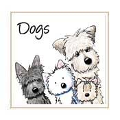 Dog Breed Cartoons