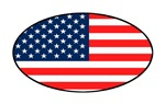 Oval Flag