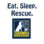 Eat. Sleep. Rescue.