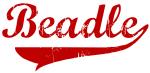 Beadle (red vintage)
