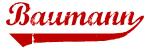 Baumann (red vintage)