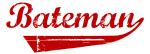 Bateman (red vintage)