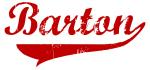 Barton (red vintage)