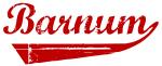 Barnum (red vintage)