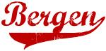 Bergen (red vintage)