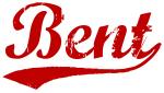 Bent (red vintage)