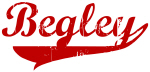 Begley (red vintage)