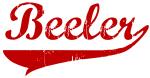 Beeler (red vintage)