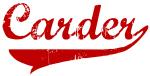 Carder (red vintage)