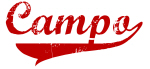 Campo (red vintage)