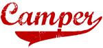 Camper (red vintage)