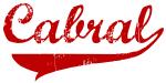 Cabral (red vintage)
