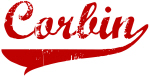 Corbin (red vintage)