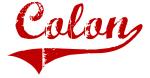 Colon (red vintage)