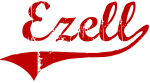 Ezell (red vintage)