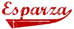 Esparza (red vintage)