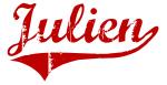 Julien (red vintage)