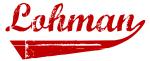 Lohman (red vintage)