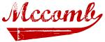 Mccomb (red vintage)