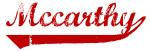 Mccarthy (red vintage)