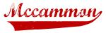 Mccammon (red vintage)