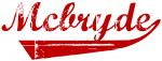 Mcbryde (red vintage)