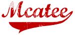 Mcatee (red vintage)