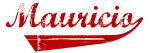 Mauricio (red vintage)