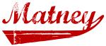 Matney (red vintage)