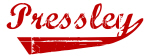 Pressley (red vintage)