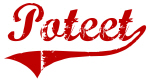 Poteet (red vintage)