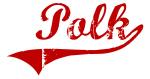 Polk (red vintage)