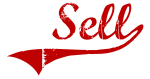 Sell (red vintage)