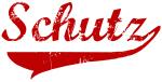 Schutz (red vintage)