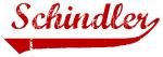 Schindler (red vintage)