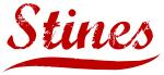 Stines (red vintage)