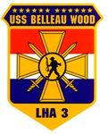 USS Belleau Wood LHA 3 US Navy Ship