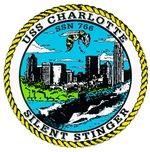 USS Charlotte SSN 766 Navy Ship