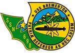 USS Bremerton SSN 698 US Navy Ship