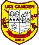 USS Camden AOE 2 US Navy Ship