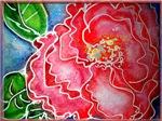 Rose, floral art,