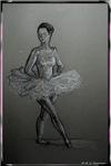Ballerina! Ballet. dance, art!