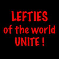 LEFTIES T-SHIRTS AND LEFTIES UNITE GIFTS
