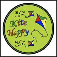 KITE HAPPY T-SHIRTS AND GIFTS