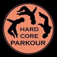 HARDCORE PARKOUR T-SHIRTS
