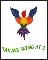 BIRD IN FLIGHT 2nd BIRTHDAY T-SHIRT