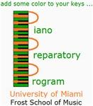 Piano Preparatory Program