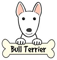 Personalized Bull Terrier