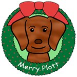 Plott Christmas Ornaments