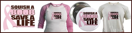 Save a Life Pink Ribbon